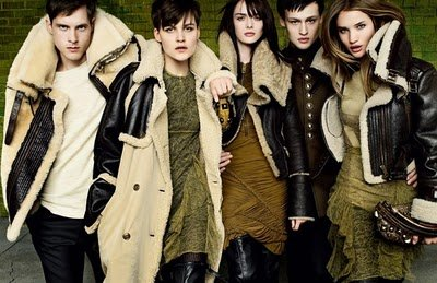 2010 Fall Fashion  Teens on Some Of The Best Fashion Ads For The Fall 2010 Collections