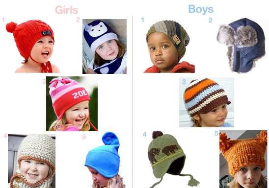 Cool Anime Hats Cool Winter Hats For Kids