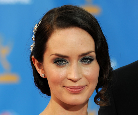 Emily Blunt's Makeup at The