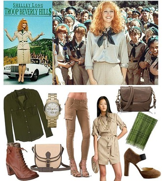 Troop Beverly Hills promises back to cool with military-inspired flair.