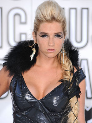 kesha without makeup. Ke$ha may have woken up in the
