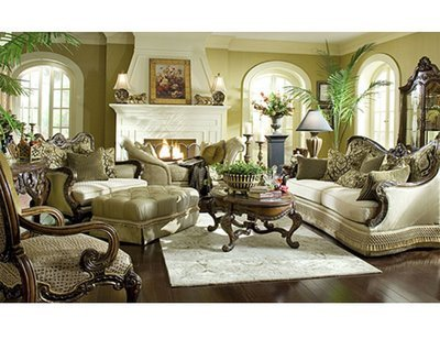 Traditional Living Room  on Living Room Set Perfect To Rest Living Room Gave The Traditional