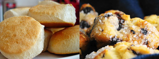 What's the Difference Between Biscuits and Scones?