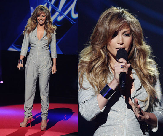 jennifer lopez dresses american idol. Jennifer Lopez#39;s First