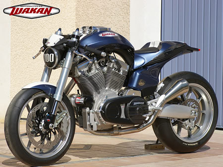are high performance V-twin