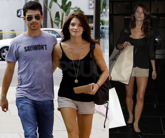 Is ashley greene dating joe jones