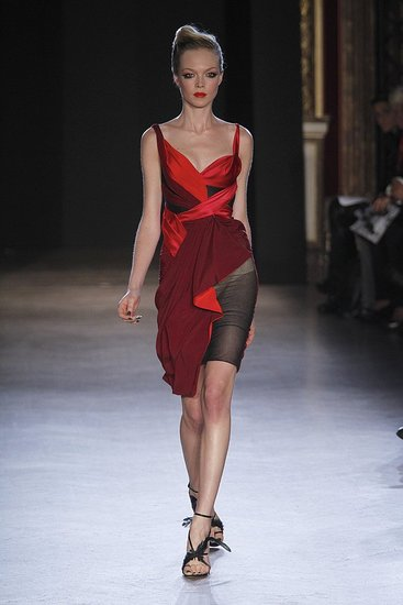 Spring 2011 Paris Fashion Week: Zac Posen from fashionologie.com