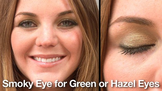 Green Eyeshadow For Blue Eyes. eye+tutorial+for+lue+eyes