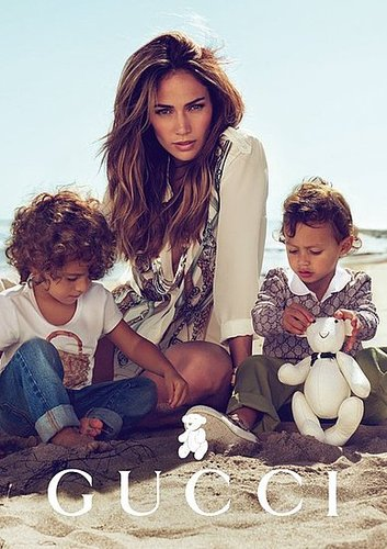 jennifer lopez twins gucci. Jennifer Lopez#39;s twins