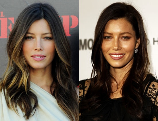 <b>Jessica Biel</b> has said &quot;so