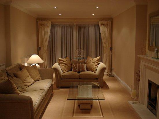 Comfortable Living Room Design Photos