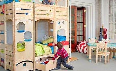 Beautiful Furniture Design on Beautiful Children Bedroom Furniture Designs