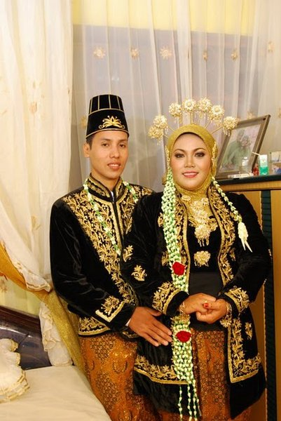 Traditional Javanese Wedding Dress Ideas