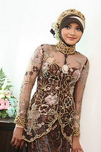 Islamic Wedding Dresses and Wedding Gowns 2011