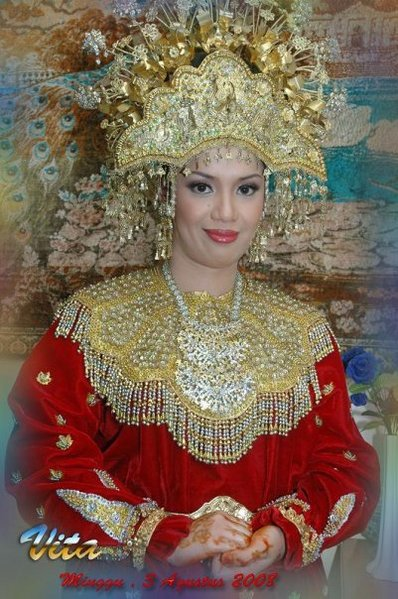 Indonesian Wedding Gowns Find the Latest News on Indonesian Wedding