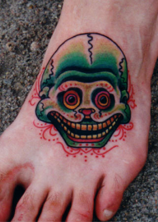 to the various designs within the tattoo to customize the work of art,