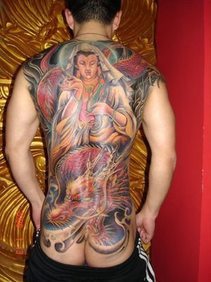 Related: Back Tattoo Designs, Buddha free tattoo design