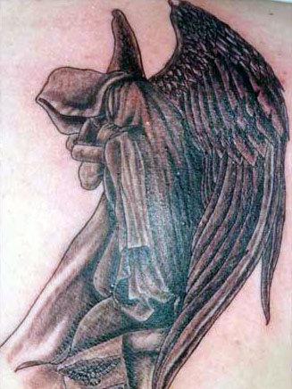 fallen angel tattoo. Tattoo Meanings Fallen Angel