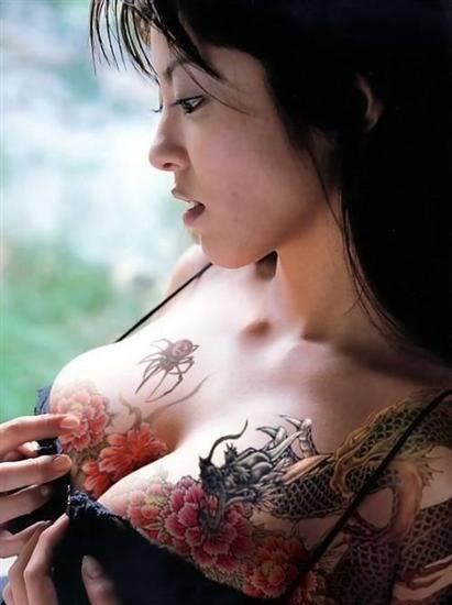 hot girl tattoos. hot sexy girly tattoos of