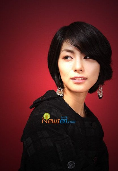 Kim Jung-hwa is a South Korean actress and model.