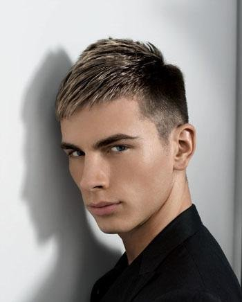 Blonde highlights brown hair male cute hairstyle brown hair blonde highlights male pmusecretfo Gallery