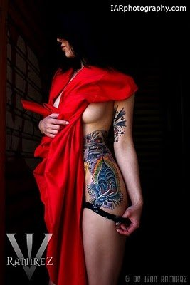 tattoos girl