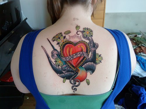 Flower tattoo art is as old as Art Making Itself Tattoos.