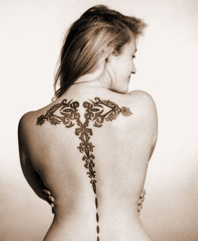 Tattoo Picture, Permanent Tattoo for Girl