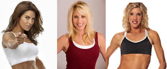 Jackie Warner Jillian Michaels How Well Do You Know Your
