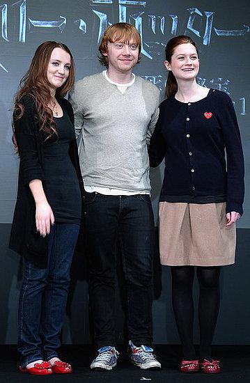 emma watson rupert grint dating. Rupert Grint and Emma Watson