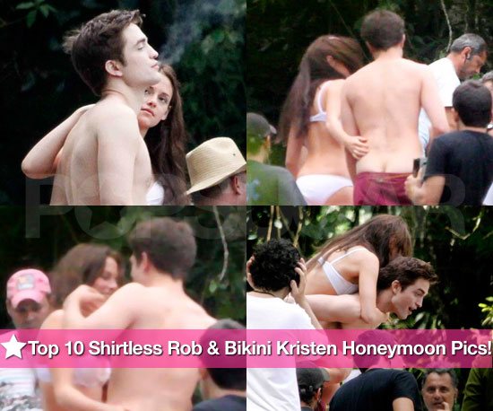 and Bikini Kristen Stewart