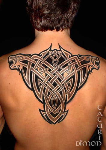 Celtic Warriors Tattoo Celtic tattoos take their heritage from the Celtic maori-tattoos-warriors-moko-traditional-Maori-tribal-tattoos