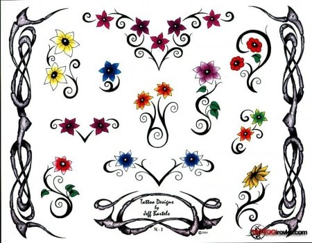 Printable Tattoo Designs For You