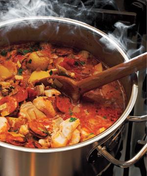 Recipe For Smoky Fish Chowder | POPSUGAR Food