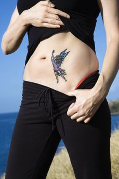 Cute Fairy Tattoos Designs that looks like every other Cute Fairy Tattoos
