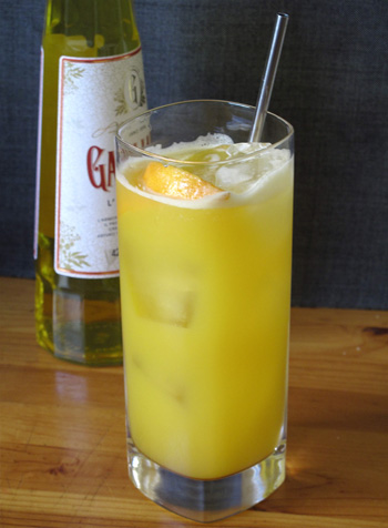 ... Harvey Wallbanger, the mainstay of that era, has made something of a