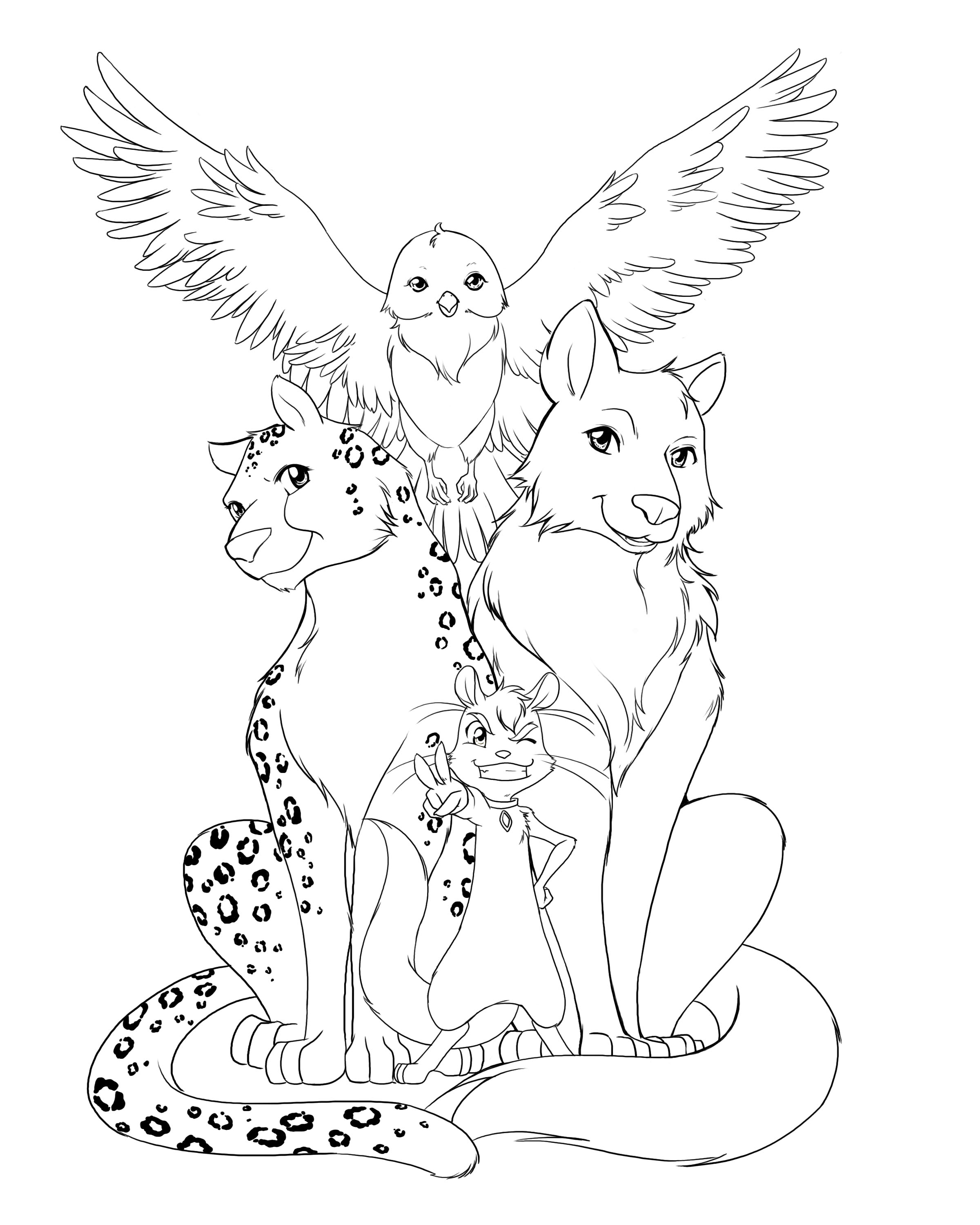 COLORING BOOK SHAPES Free Coloring