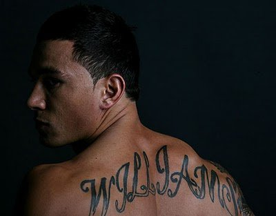 Sonny Bill Williams Tattoos