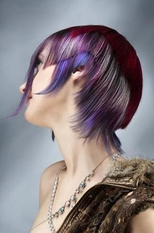 Emo Guys Short Sexy Haircuts with HighlightsCelebrity Scene Hairstyle