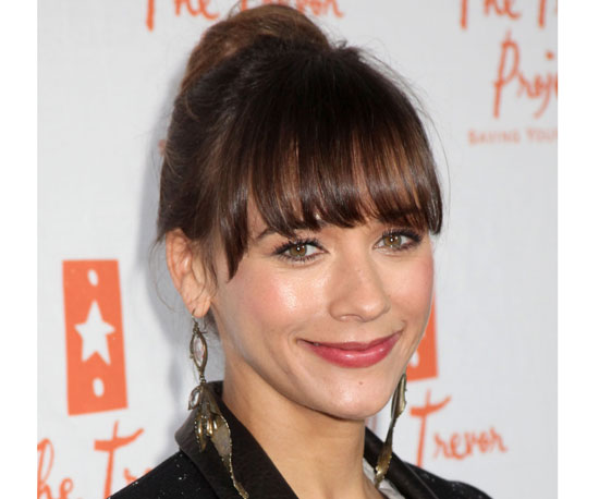 Bobs & Bangs: Rashida Jones | The Twisted Horn