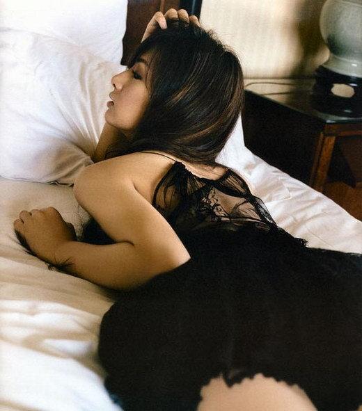 Long Cute Japanese Hairstyle from Kitagawa Keiko