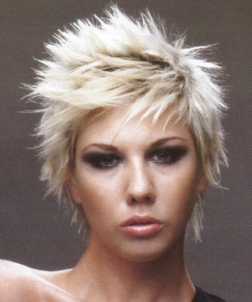 funky hairstyles for long hair 2010. funky hairstyles for girls