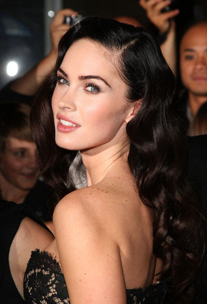 Megan Fox Hairstyles Updos. Megan Fox Hairstyle 2010 Cute
