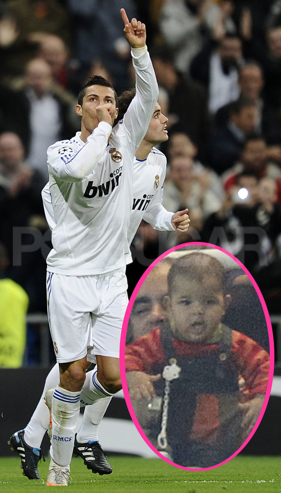 cristiano ronaldo son pictures. To see more of Cristiano Jr.