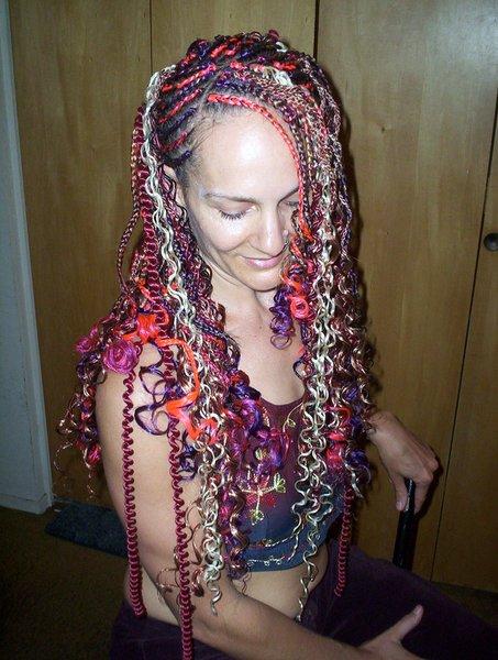 micro braids hairstyles. If You Have Dreadlocks, Braids Kinky Twists, Micro Braids,
