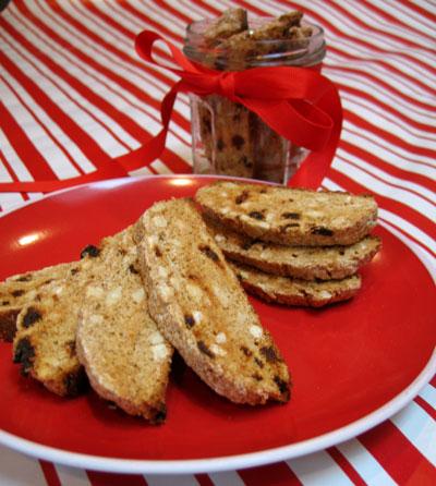 Whole Wheat Biscotti Recipe | POPSUGAR Fitness