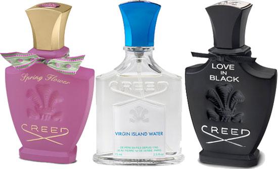 French luxury perfume  in NY