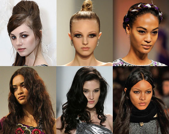 What Was Your Favorite Runway Hairstyle Trend of 2010?