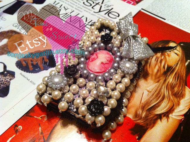 Jeweled Box Iphone 4 Case