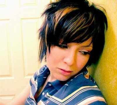 hairstyle trends 2008. Short Emo Hairstyles Trends
